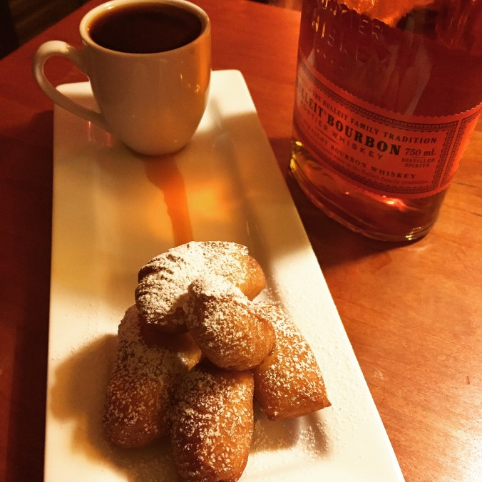 Pork Fat Beignets