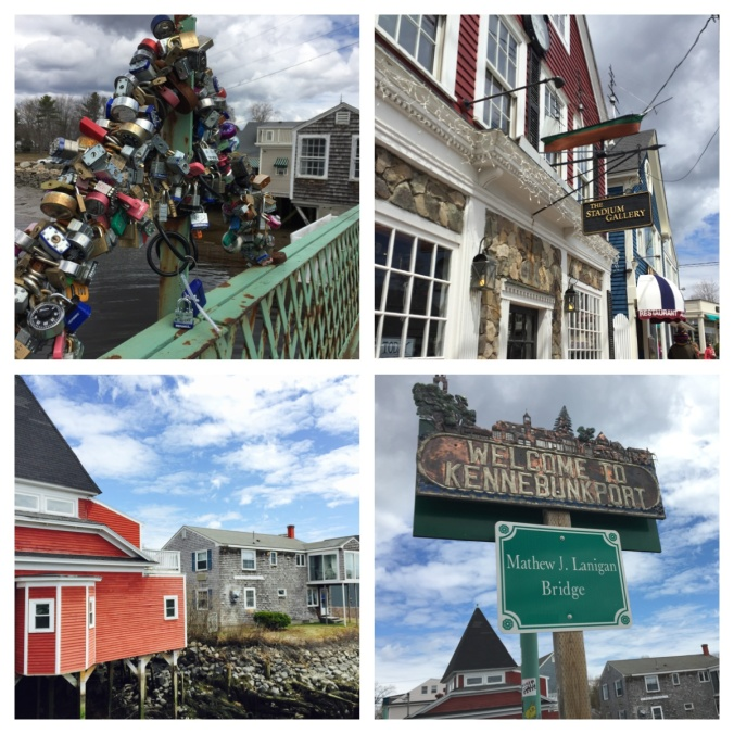 Roaming Kennebunkport, ME